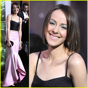 Jena Malone: 'Sucker Punch' Pretty