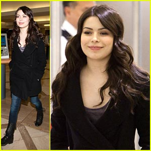 Miranda Cosgrove: Back To The Big Apple