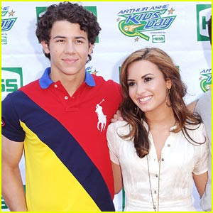 Nick Jonas Demi Lovato on Demi Lovato    The Best      Demi Lovato  Jonas Brothers  Nick Jonas