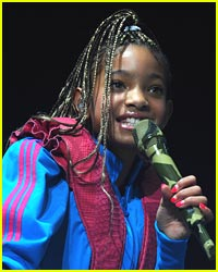 Willow Smith To 'Whip Her Hair' at KCAs