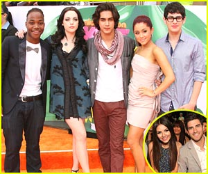 Avan Jogia, Leon Thomas &#038; Matt Bennett: Victorious at the KCAs!