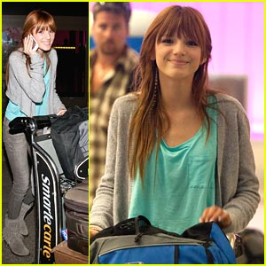 Bella Thorne: Matching Purses with Zendaya!