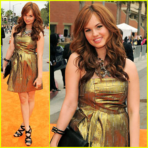 Debby Ryan - Kids' Choice Awards 2011