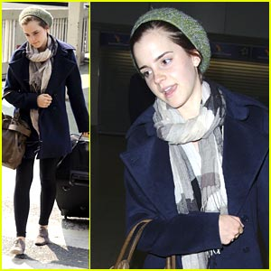 Emma Watson Transferring From Brown University
