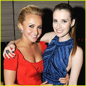 Emma Roberts & Hayden Panettiere: Steal The 'Scream 4' Premiere Looks for Prom!