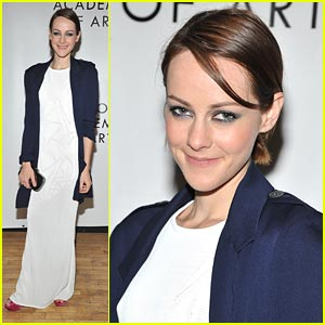 Jena Malone: Tribeca Ball Beauty
