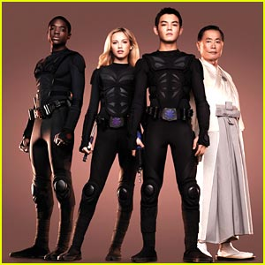 Supah Ninjas Premieres Tomorrow!