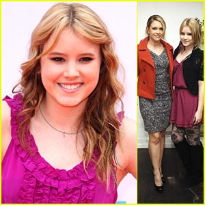 Taylor Spreitler: Guess Who's Going to Be on Melissa & Joey!