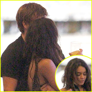 Vanessa Hudgens &#038; Josh Hutcherson: Holding Hands!