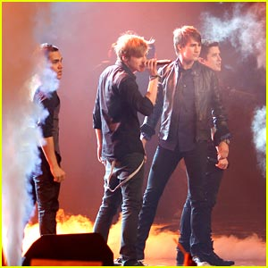 VIVA Comet Awards 2011 Get A Big Time Rush