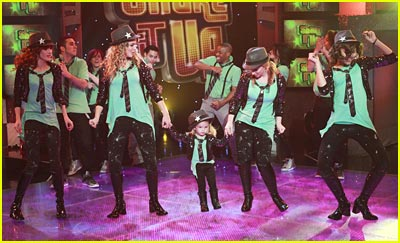 Good Luck Charlie &#038; Shake It Up Crossover -- PICS &#038; VIDEO!