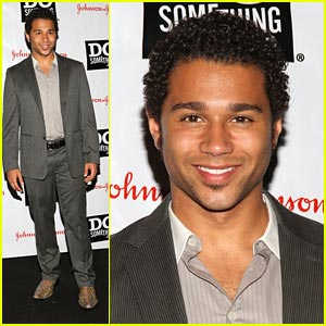 Corbin Bleu Kicks Off the Do Something Awards