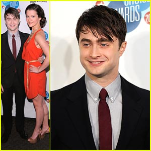Daniel Radcliffe WINS Two Audience Choice Awards!