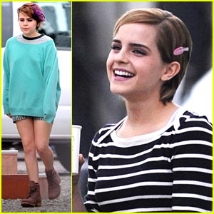 Emma Watson & Mae Whitman Find More 'Perks'
