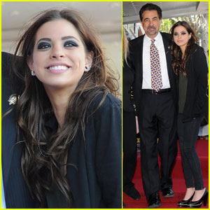 Gia Mantegna: Dad's Walk of Fame Ceremony!