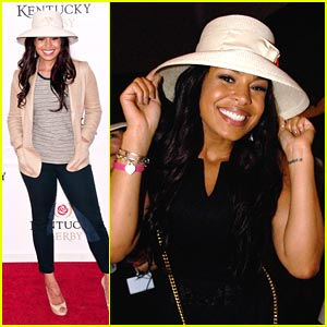 Jordin Sparks: Kentucky Derby Anthem Singer