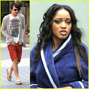 Keke Palmer: 'Ragz' Set with Drake Bell!