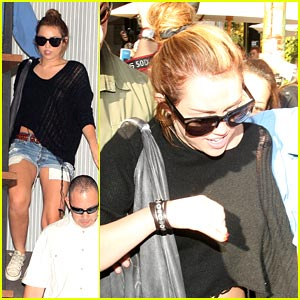 Miley Cyrus: Mother's Day in Buenos Aires!