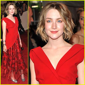 Saoirse Ronan: 'It Helps to Be a Child'
