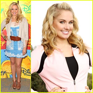 Tiffany Thornton: Disney Friends For Change Games!