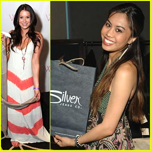 Ashley Argota: MTV Movie Awards Gifting Suite-Heart