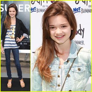 Ciara Bravo: Big Time Drama For Big Time Rush!