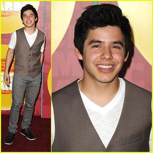 David Archuleta - CMT Music Awards 2011
