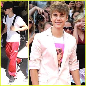 Justin Bieber - MMVA Awards 2011