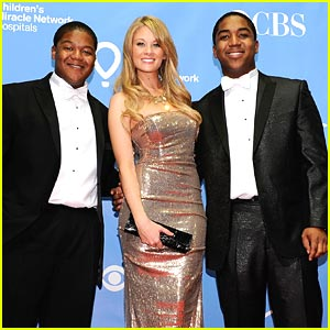Kyle & Chris Massey: Daytime Emmy Awards 2011