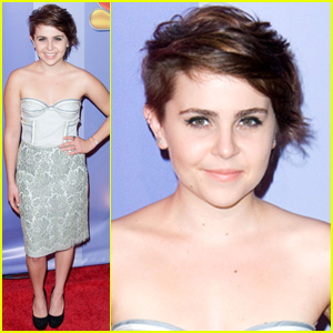 Mae Whitman: 'Being a Teenager is Hard'