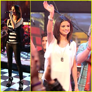 Selena Gomez on 'So Random' -- FIRST LOOK!