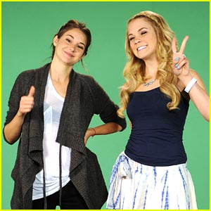 Shailene Woodley: Amy & Adrian Will Always Be Frienemies