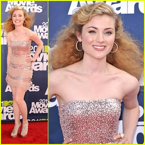 Skyler Samuels - MTV Movie Awards 2011