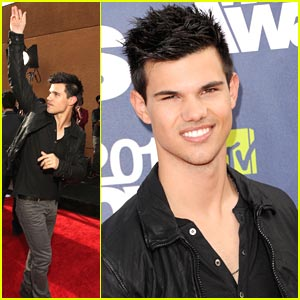 Taylor Lautner - MTV Movie Awards 2011