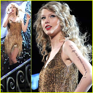Taylor Swift is an 'American Girl' in Ohio