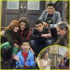 Zendaya Says Goodbye To Shake It Up?!