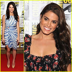 Ashley Greene & Nikki Reed: Comic-Con Vampires