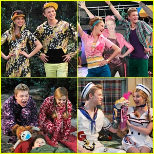Caroline Sunshine & Kenton Duty: Summer It Up!
