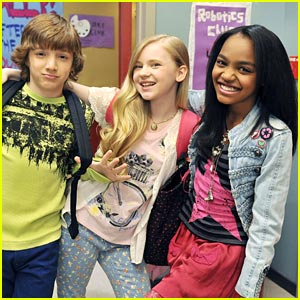 China McClain &#038; Jake Short are InformANTs