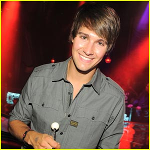 James Maslow: 21st Birthday in Las Vegas!