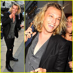 Jamie Campbell Bower: No More 'Camelot'