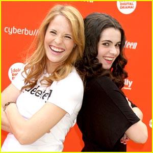 Katie Leclerc & Vanessa Marano Delete Digital Drama