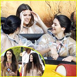 Kendall & Kylie Jenner: Jurassic Park Pair