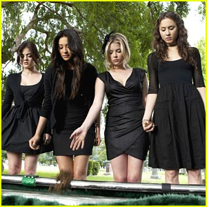 Another Funeral For the Pretty Little Liars