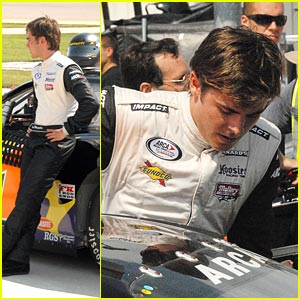 Zac Efron: Let's Go Racing