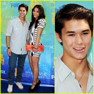 BooBoo & Fivel Stewart - Teen Choice Awards 2011