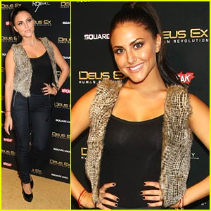 Cassie Scerbo Joins 'Of Light & Darkness' Cast?