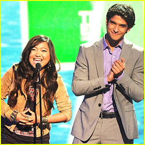 Charice &#038; Tyler Posey - Teen Choice Awards Presenters!