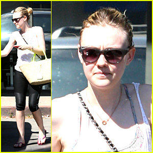 Dakota Fanning: Heading to College!