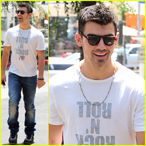 Joe Jonas: Cafe Med Man!